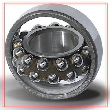 NSK 1317J Self Aligning Ball Bearings